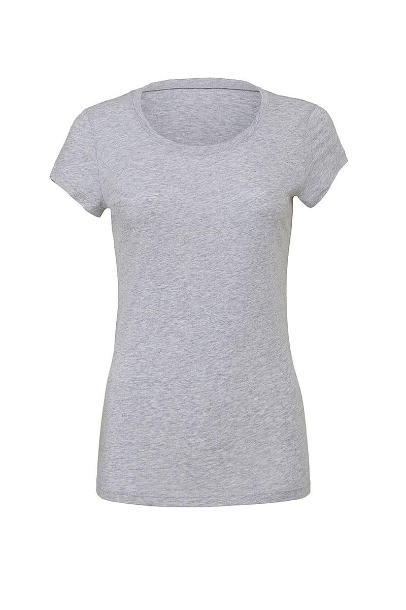 Bella The Favourite T-Shirt in Athletic Heather (Product Code: BE6004)