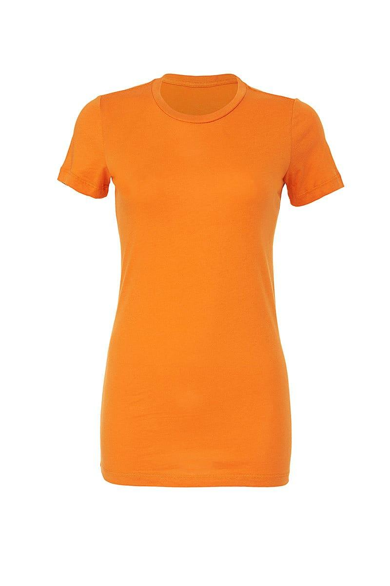 Bella The Favourite T-Shirt in Orange (Product Code: BE6004)
