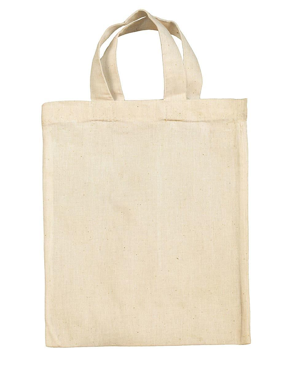 Jassz Bags Oak Small Cotton Shopper in Natural (Product Code: 2226SH)