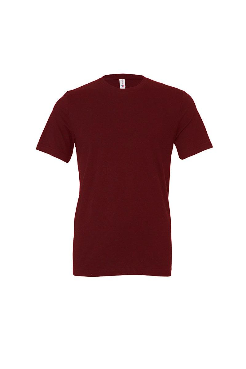 Bella Canvas Perfect T-Shirt in Maroon (Product Code: CA3001)