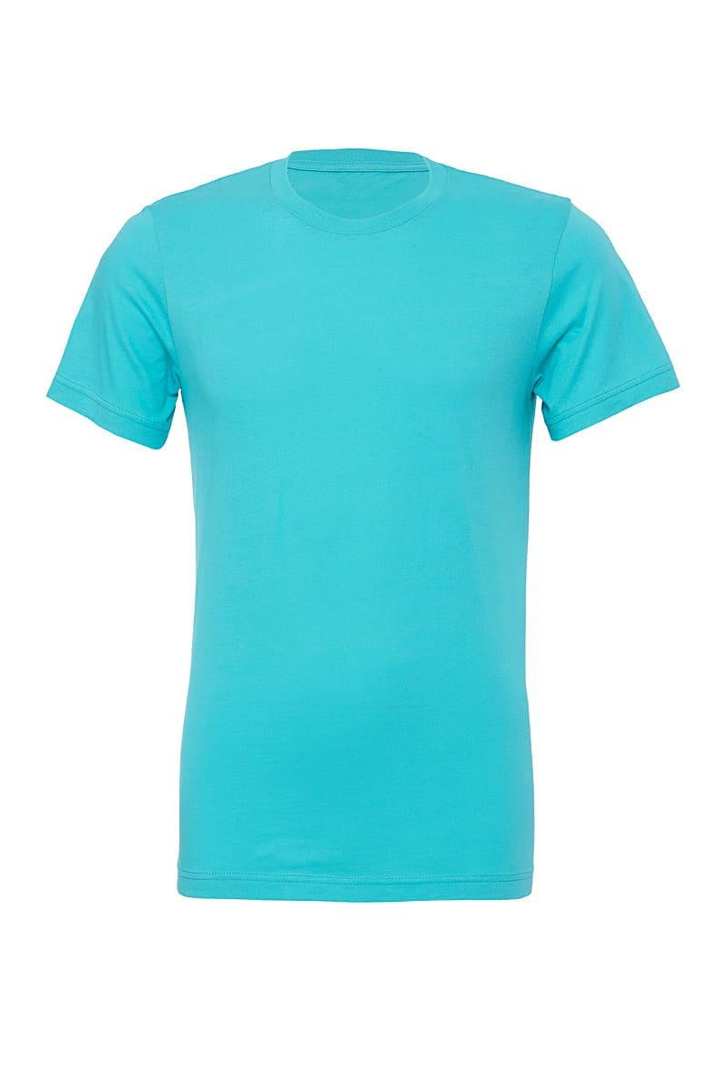 Bella Canvas Perfect T-Shirt in Teal (Product Code: CA3001)