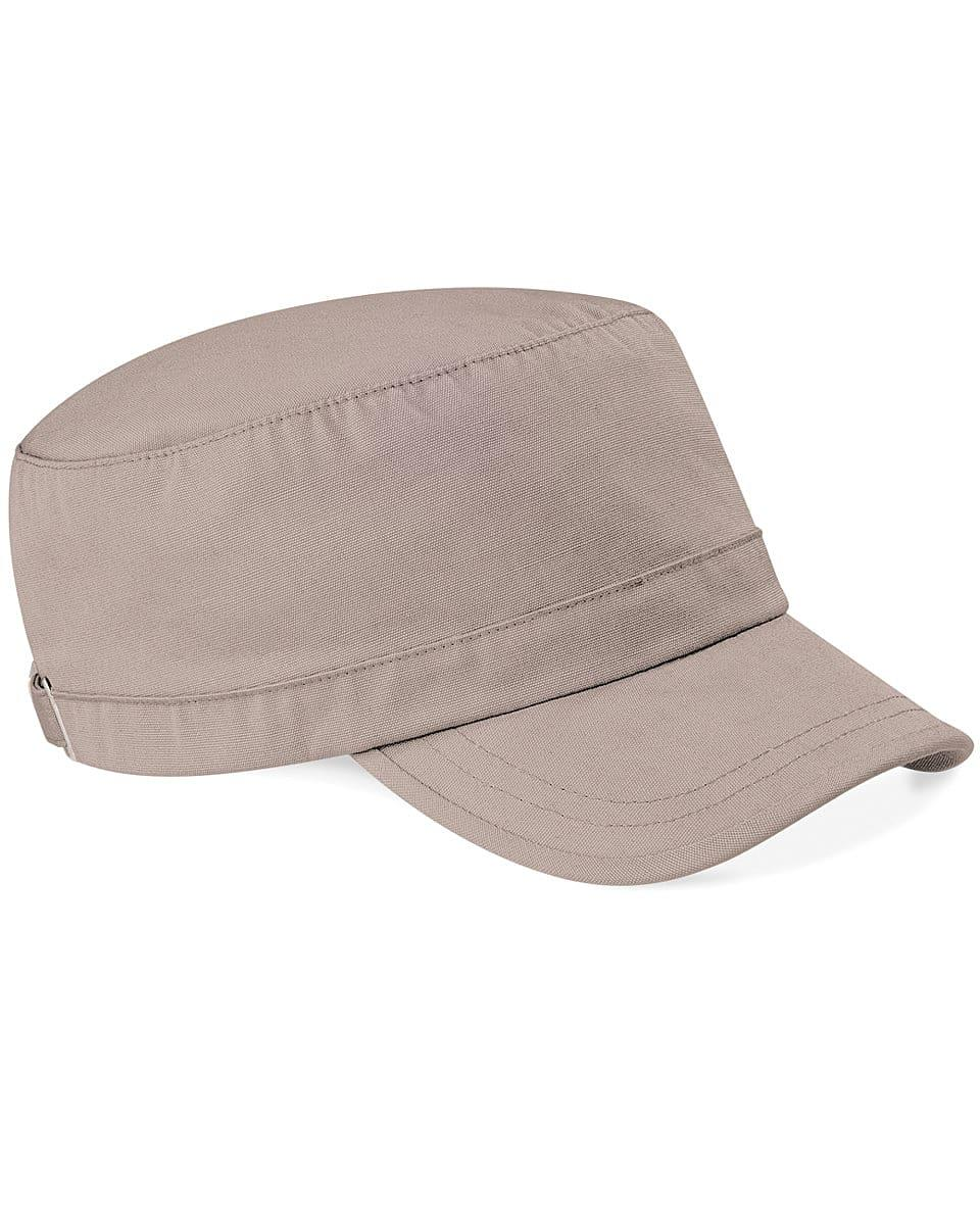 Beechfield Army Cap in Pebble (Product Code: B34)