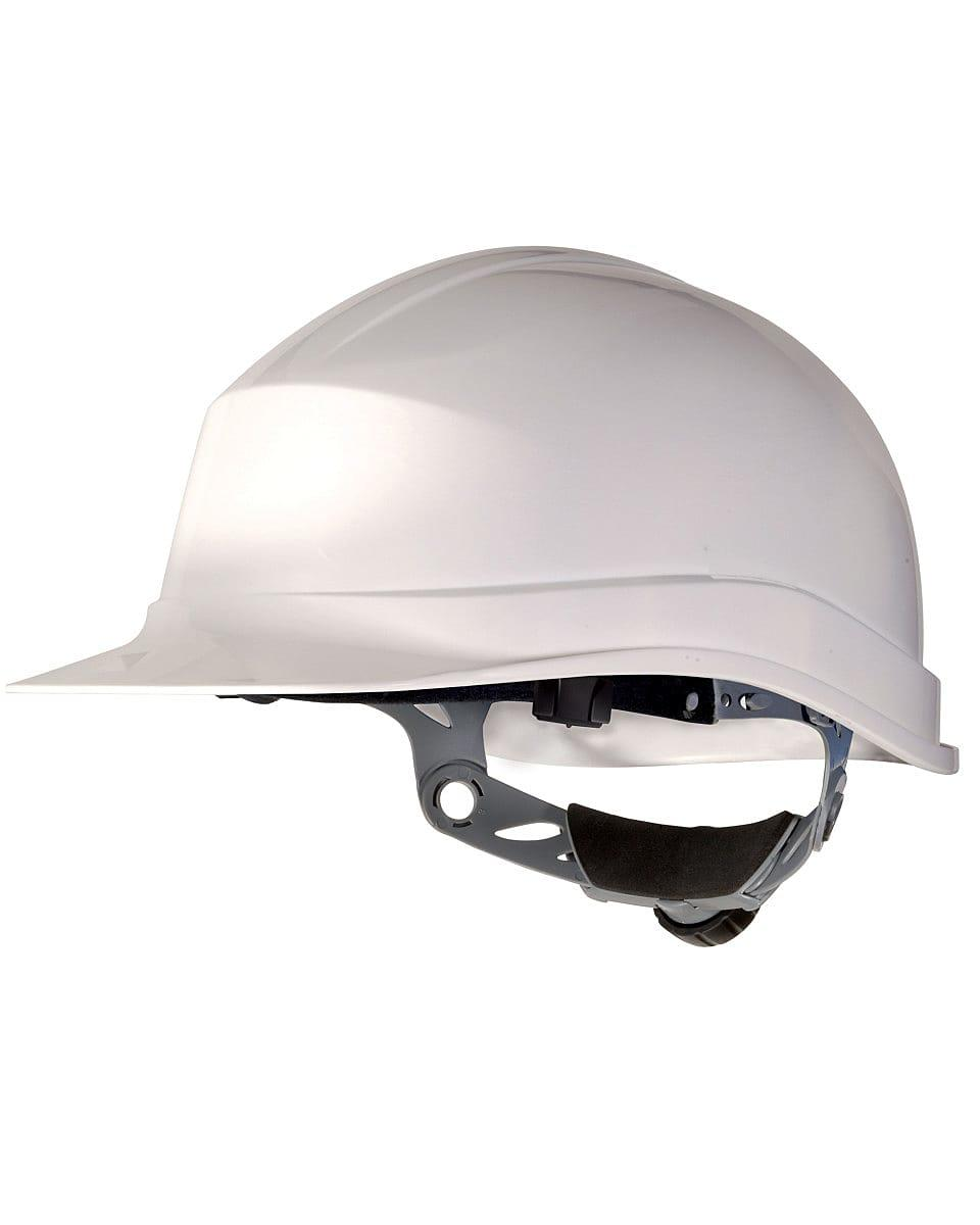 Delta Plus Zircon Hard Hat in White (Product Code: ZIRCON)