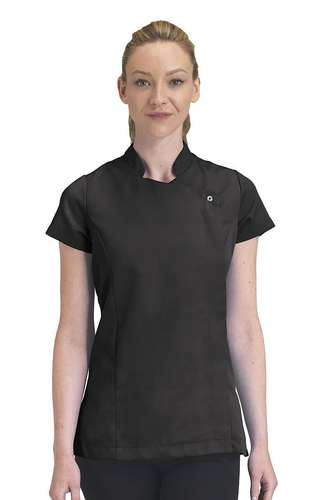 Dennys Womens Zip Beauty Tunic