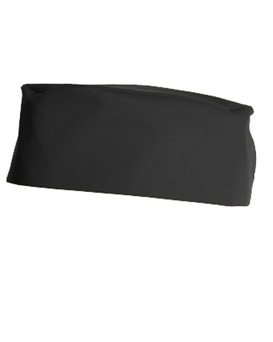 Dennys Black Skull Cap in Black (Product Code: DG07C)