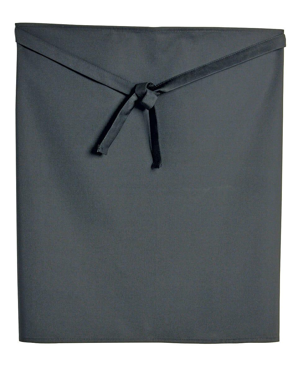 Dennys Economy Waist Apron No Pocket in Black (Product Code: DP49CN)