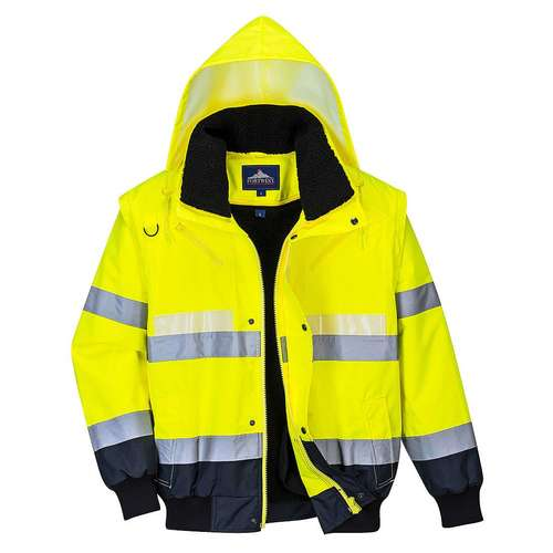 Portwest Glowtex 3-in-1 Jacket