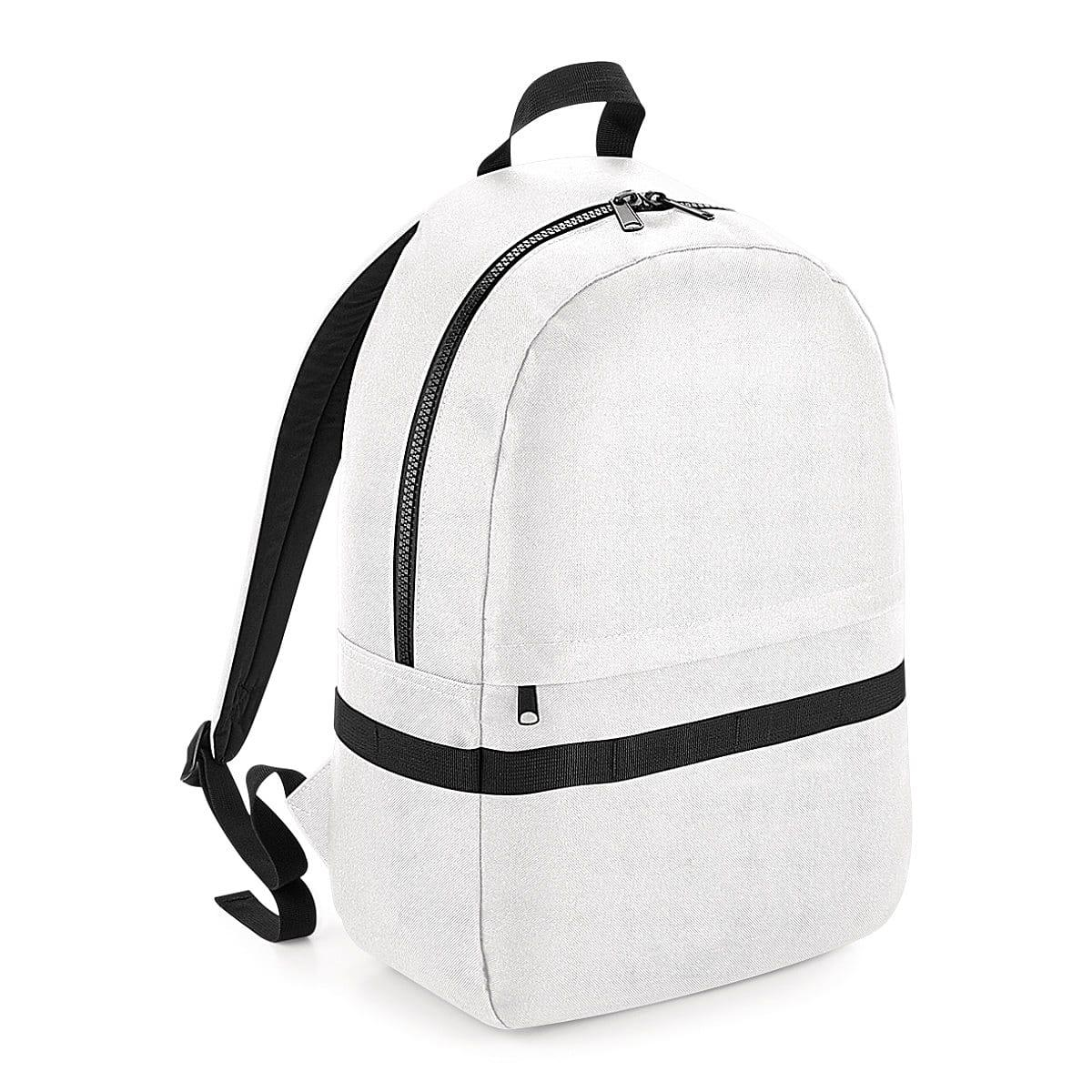 Bagbase Modulr 20 Litre Backpack in White (Product Code: BG240)
