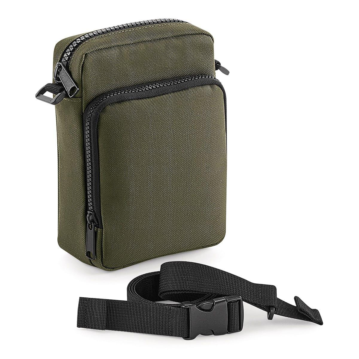 Bagbase Modulr 1 Litre Multipocket in Military Green (Product Code: BG241)