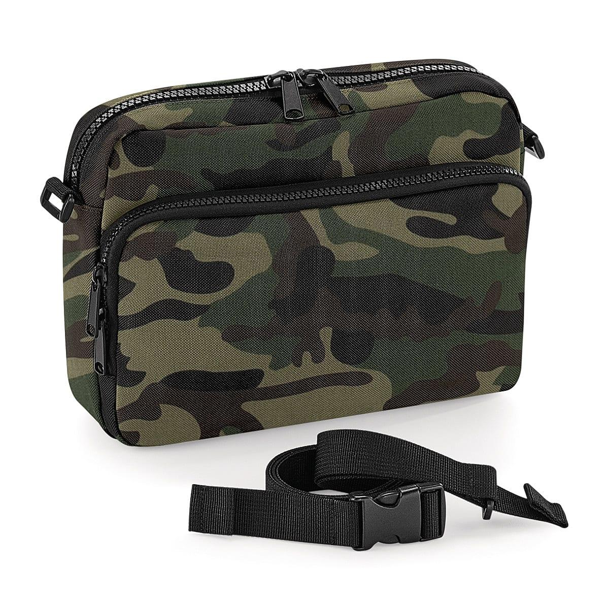 Bagbase Modulr 2 Litre Multipocket in Jungle Camo (Product Code: BG242)