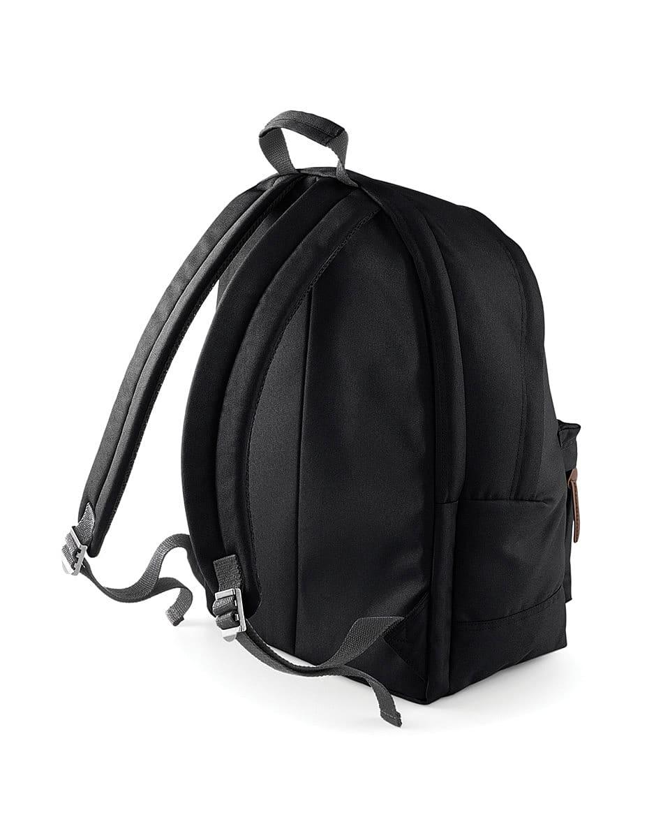 Bagbase Campus Laptop Backpack in Black (Product Code: BG265)