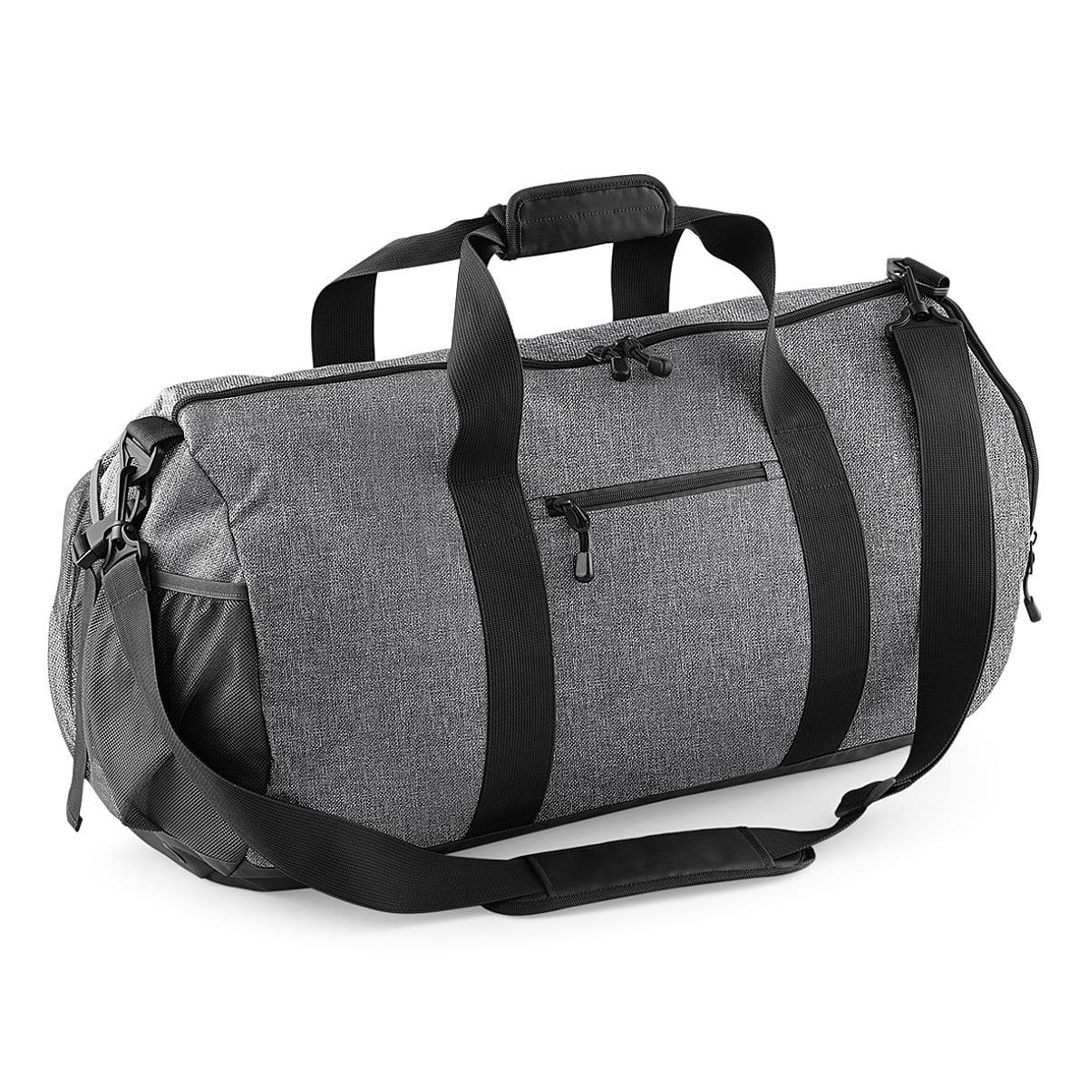 Bagbase Athleisure Kit Bag in Grey Marl (Product Code: BG546)