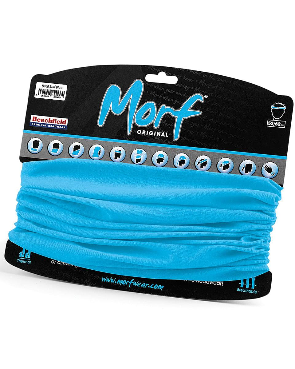 Beechfield Morf Original in Surf Blue (Product Code: B900)
