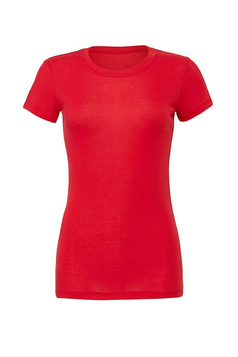 Bella The Favourite T-Shirt in Red (Product Code: BE6004)