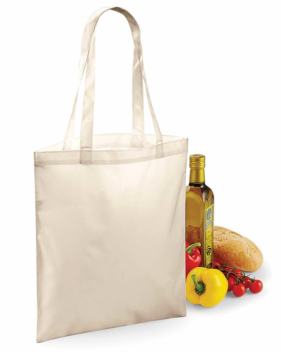 Bagbase Sublimation Shopper in Natural (Product Code: BG901)