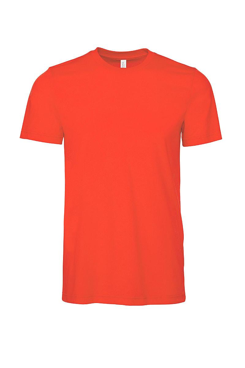 Bella Canvas Perfect T-Shirt in Poppy (Product Code: CA3001)
