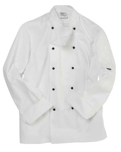 Dennys Lightweight Long-Sleeve Chefs Jacket