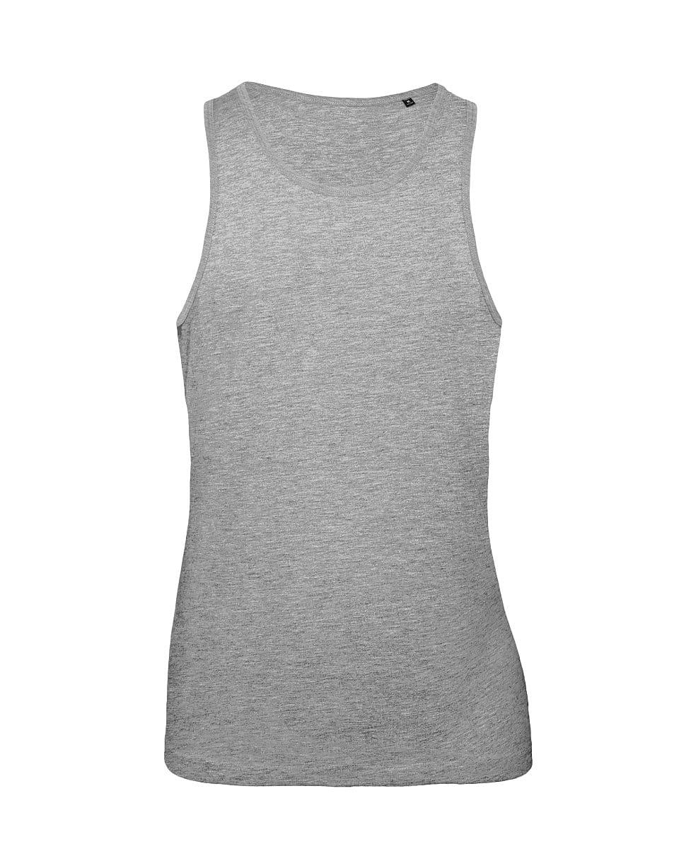 B&C Mens Inspire Tank in Sport Grey (Product Code: TM072)