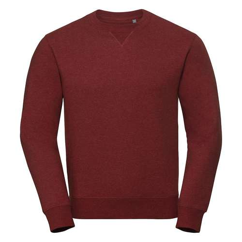 Russell Mens Authentic Melange Sweater