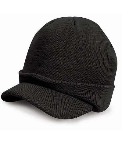 Result Winter Esco Army Knitted Hat