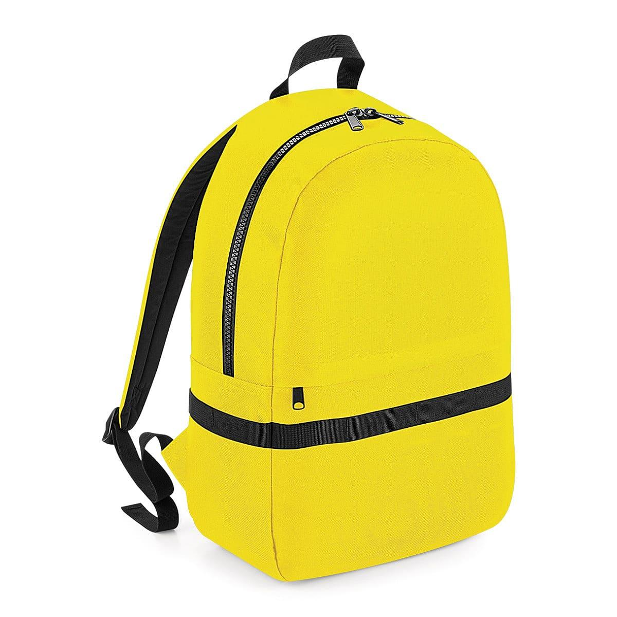 Bagbase Modulr 20 Litre Backpack in Yellow (Product Code: BG240)
