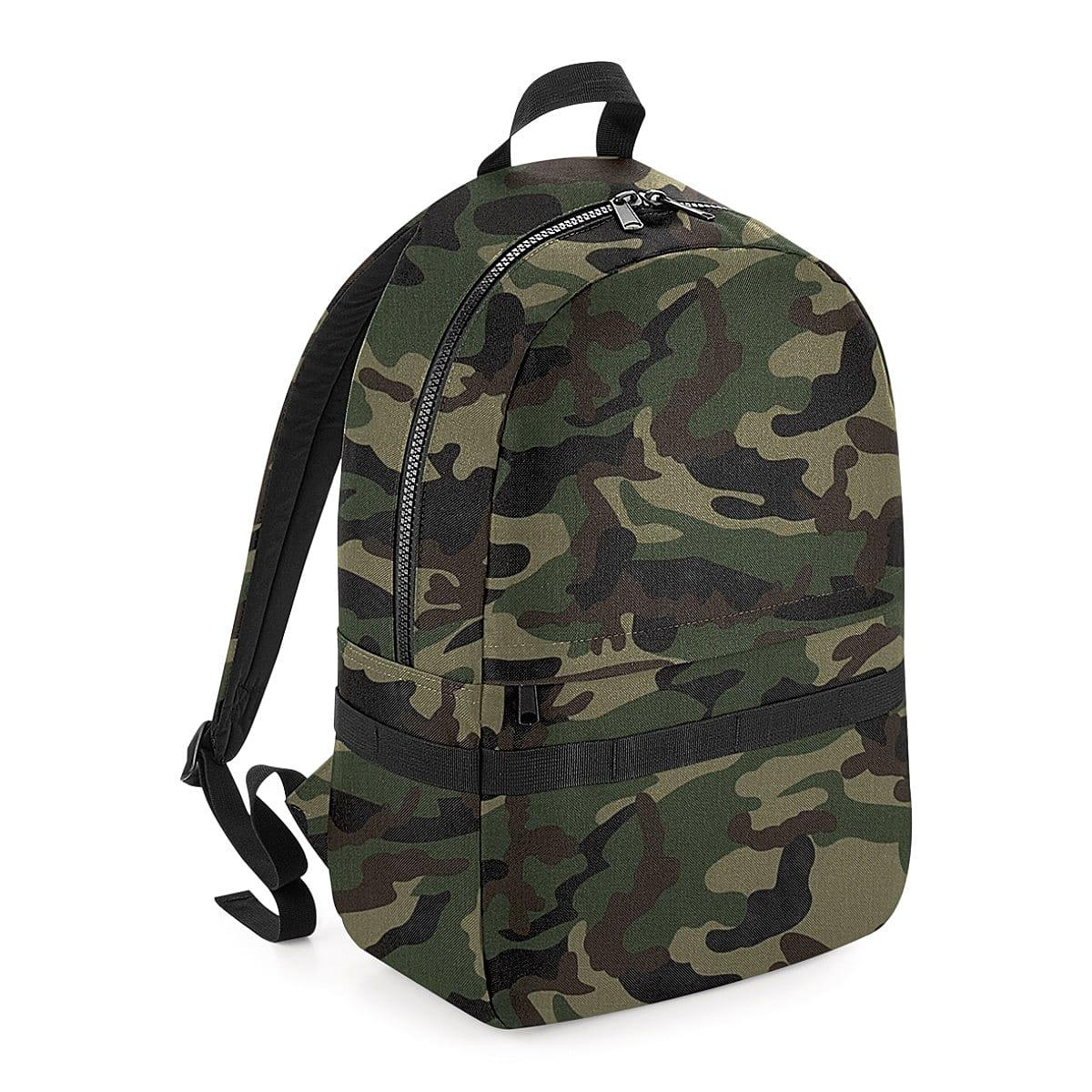 Bagbase Modulr 20 Litre Backpack in Jungle Camo (Product Code: BG240)
