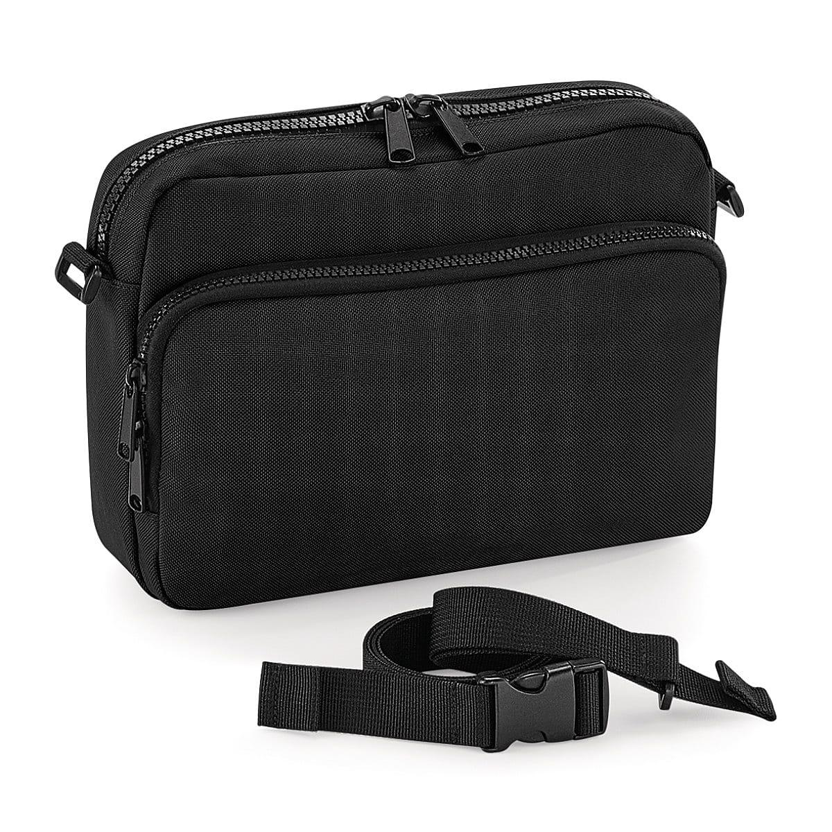 Bagbase Modulr 2 Litre Multipocket in Black (Product Code: BG242)