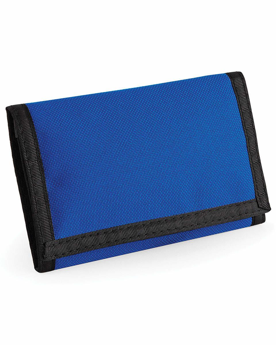 Bagbase Ripper Wallet in Bright Royal (Product Code: BG40)