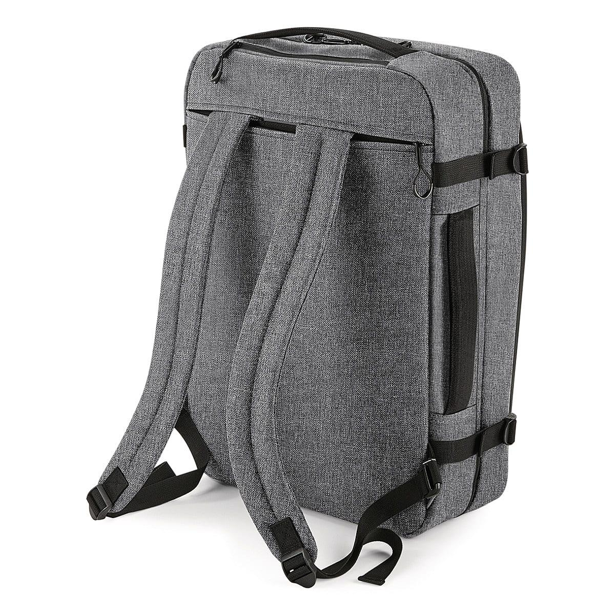 Bagbase Escape Carry On Backpack in Grey Marl (Product Code: BG480)
