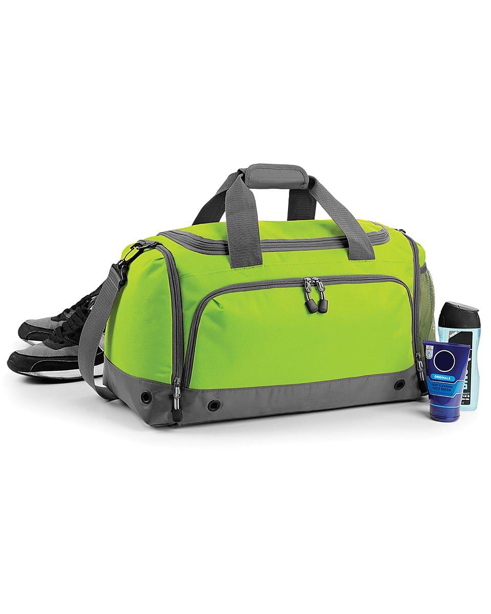 Bagbase Athleisure Holdall in Lime (Product Code: BG544)
