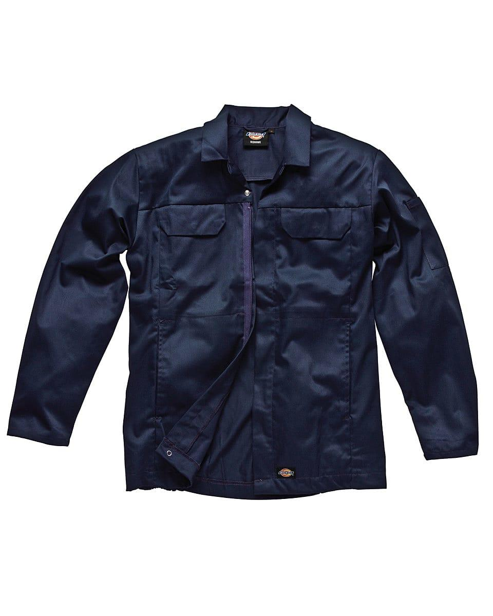 Dickies Redhawk Jacket in Navy Blue (Product Code: WD954)