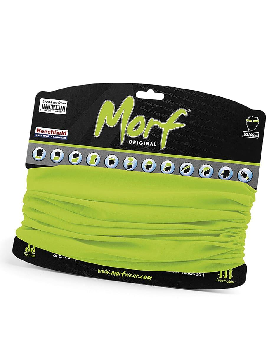 Beechfield Junior Morf Original in Lime (Product Code: B900B)
