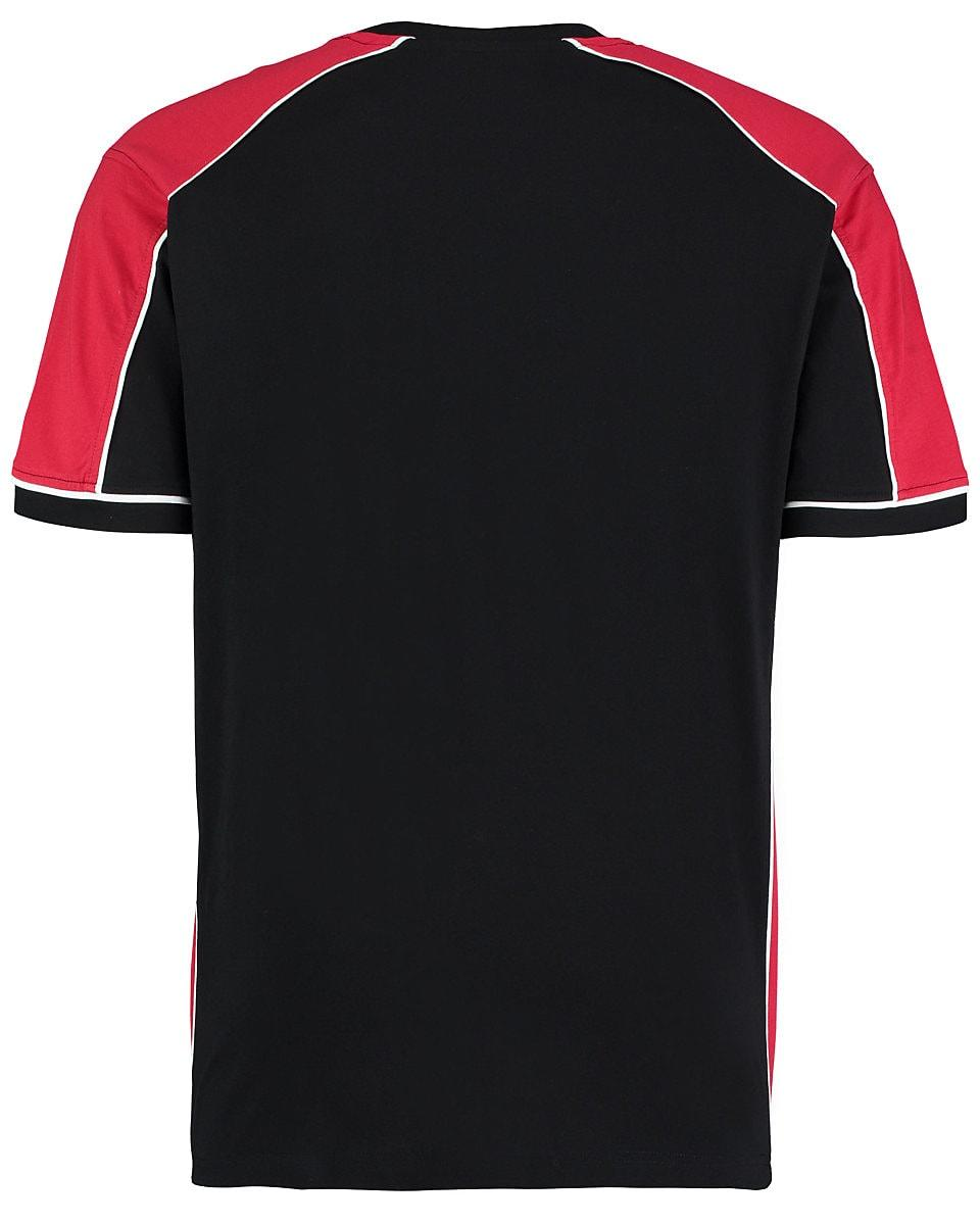 Formula Racing Estoril T-Shirt in Black / Red (Product Code: KK516)