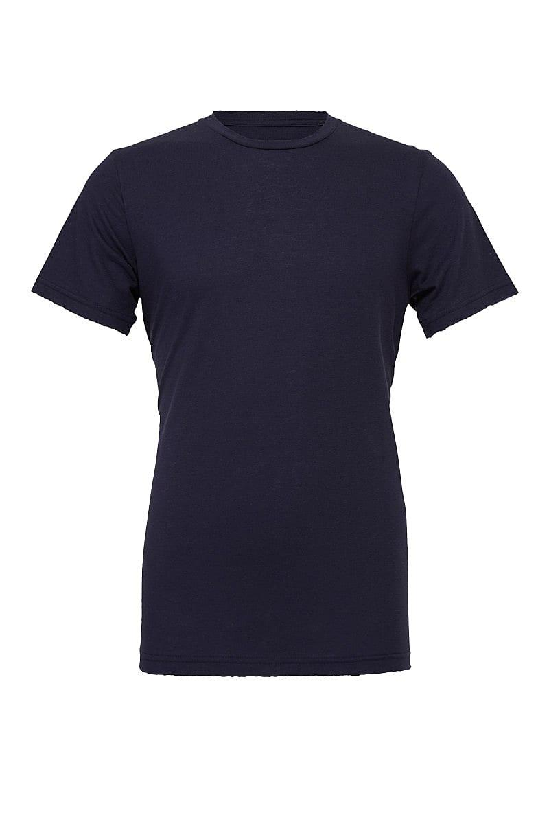 Bella Canvas Perfect T-Shirt in Navy Blue (Product Code: CA3001)