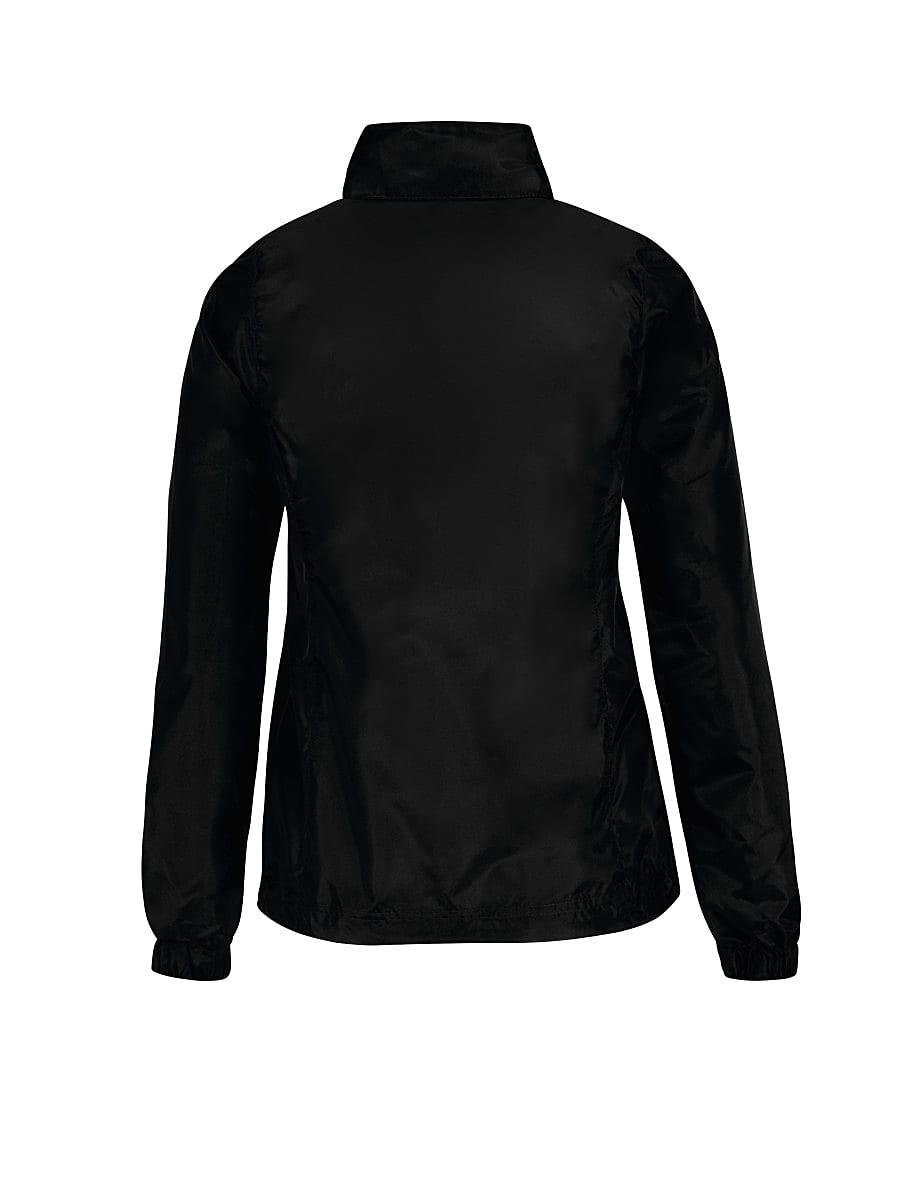 B&C Womens ID.601 Jacket in Black (Product Code: JWI61)