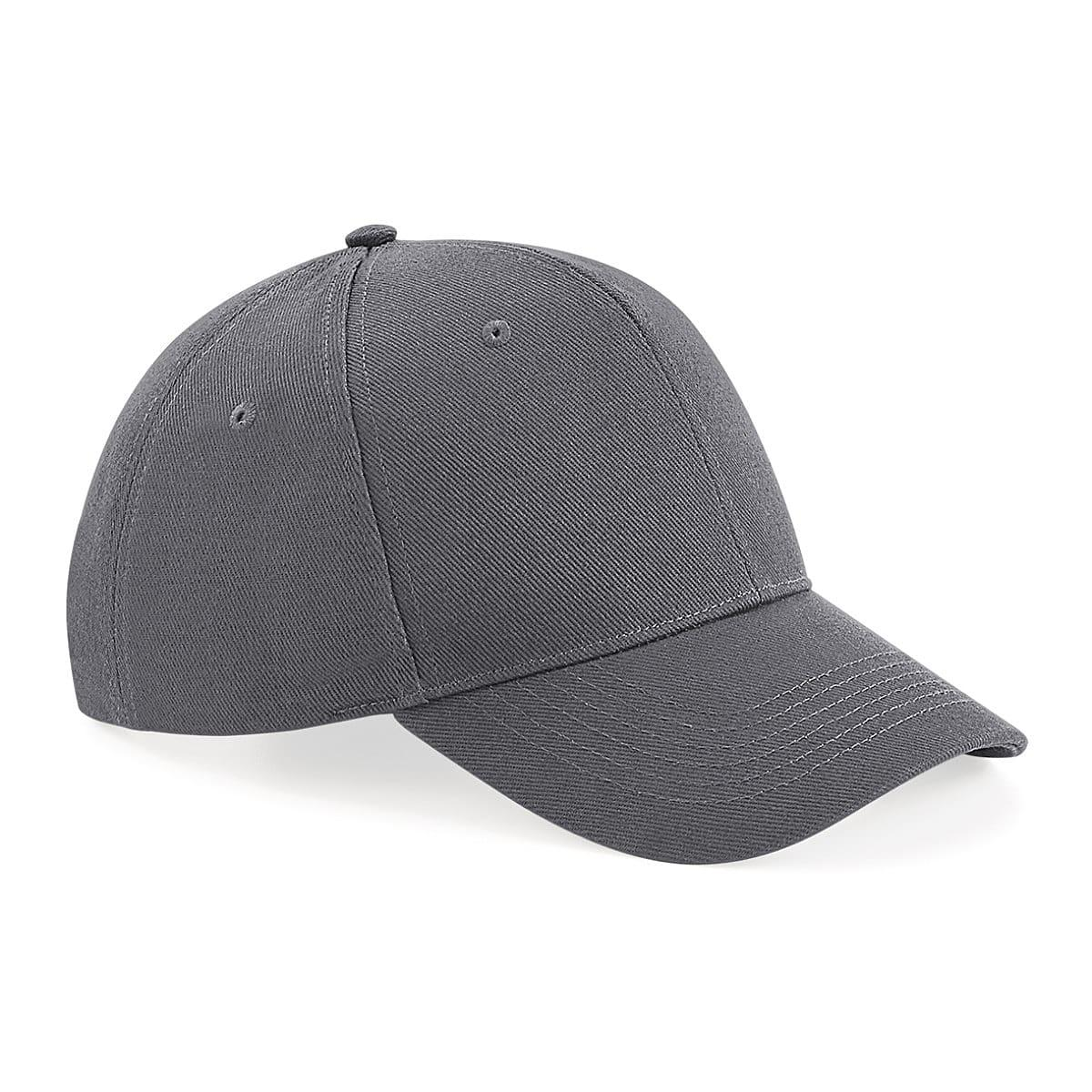 Beechfield Untimate 6 Panel Cap in Graphite (Product Code: B18)