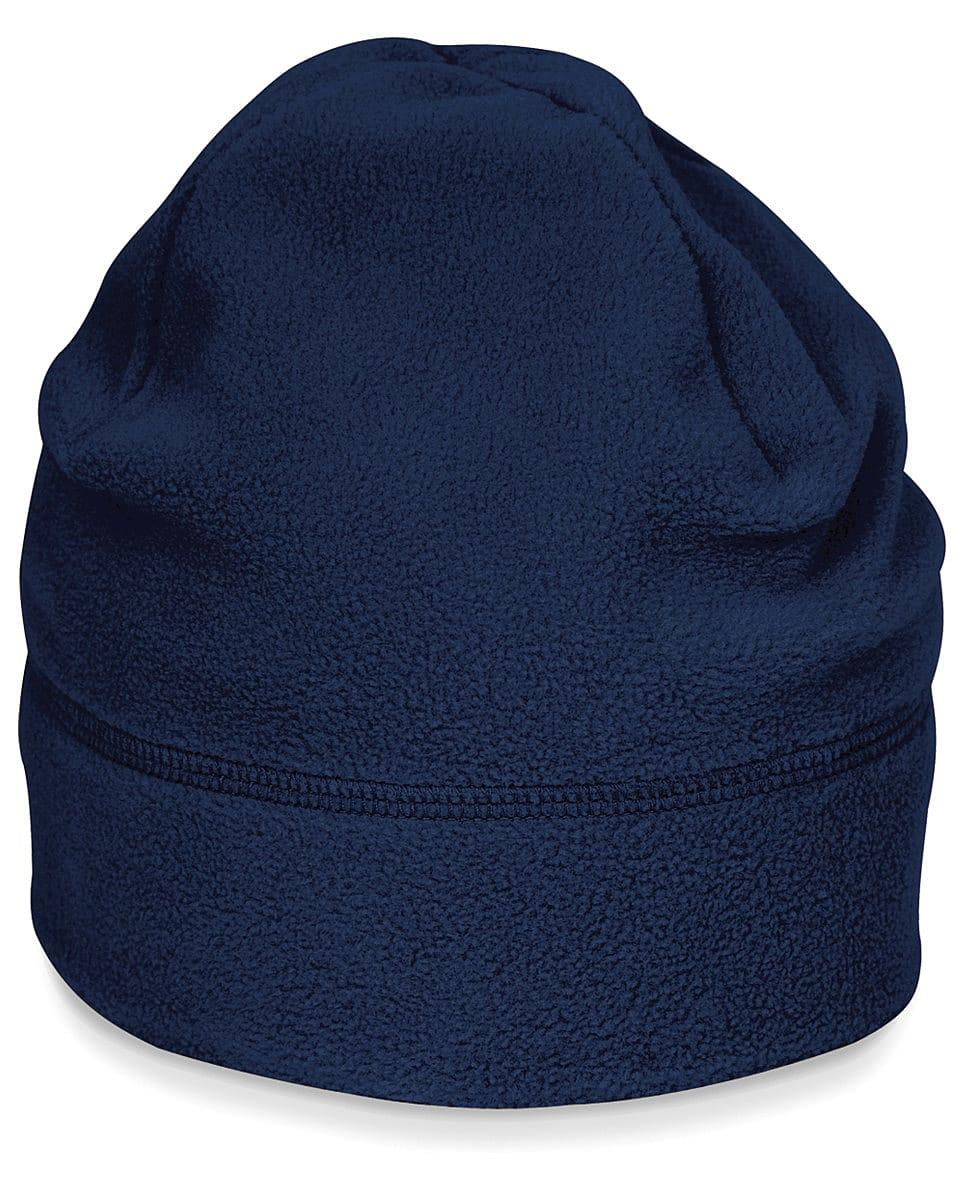 Beechfield Suprafleece Summit Hat in French Navy (Product Code: B244)