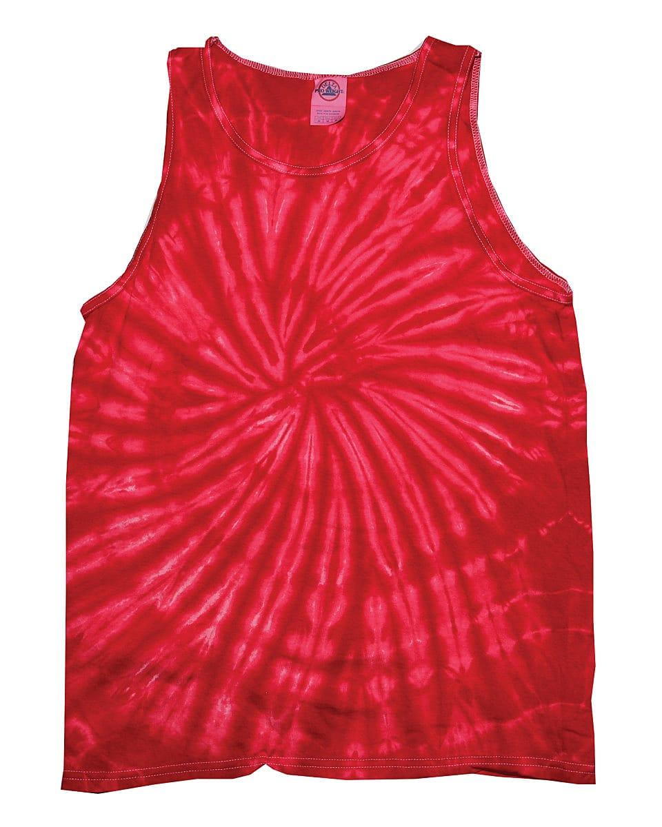 Colortone Tie-Dye Tank Top (Product Code: 4000TD)