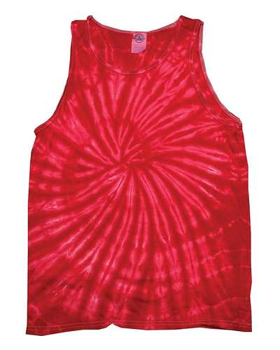 Colortone Tie-Dye Tank Top
