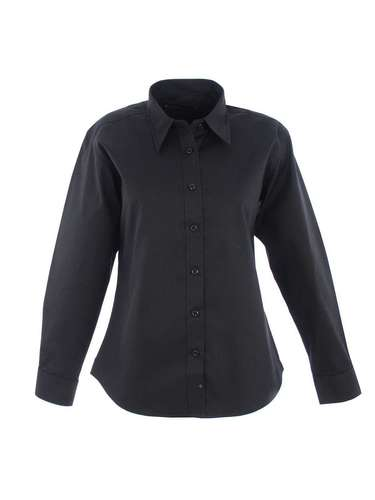 Uneek Womens Pinpoint Oxford Full Sleeve Shirt