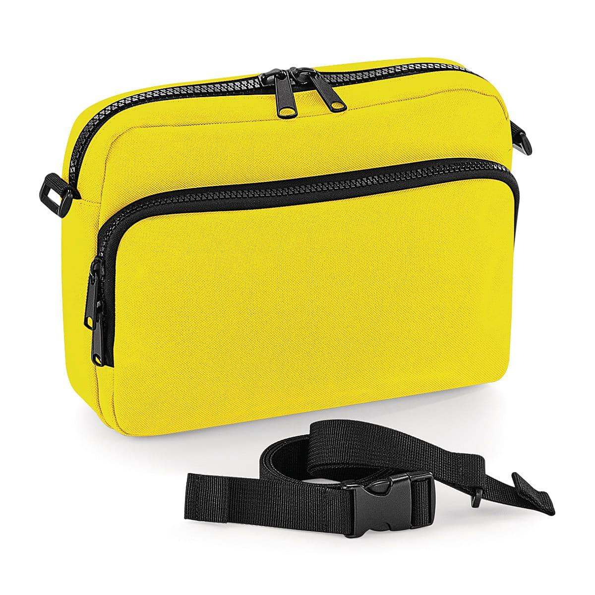 Bagbase Modulr 2 Litre Multipocket in Yellow (Product Code: BG242)