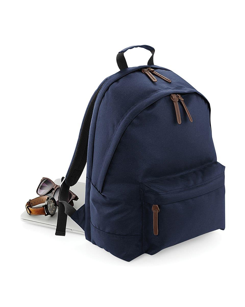 Bagbase Campus Laptop Backpack in Navy Dusk (Product Code: BG265)