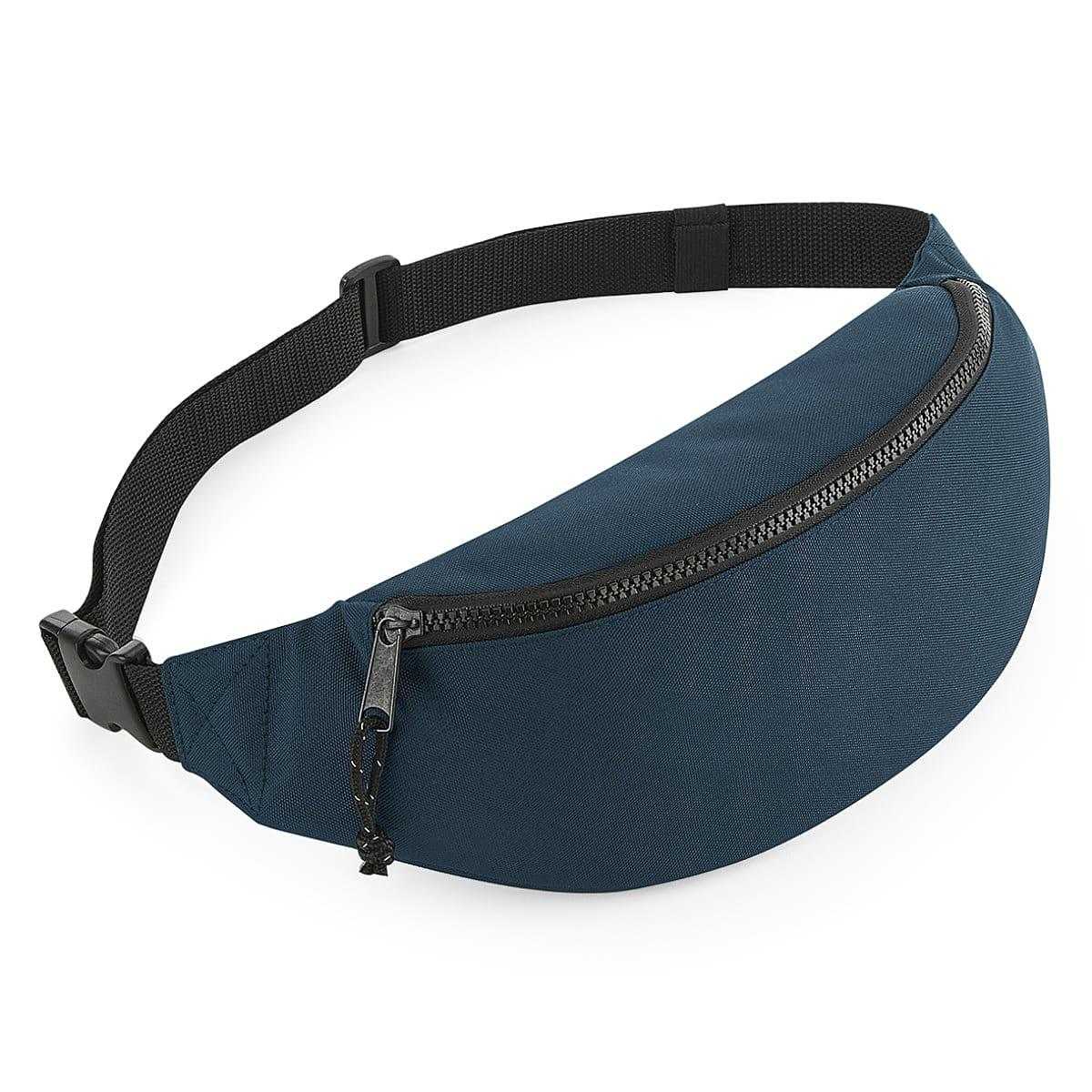 Bagbase Recycled Waistpack in Petrol (Product Code: BG282)