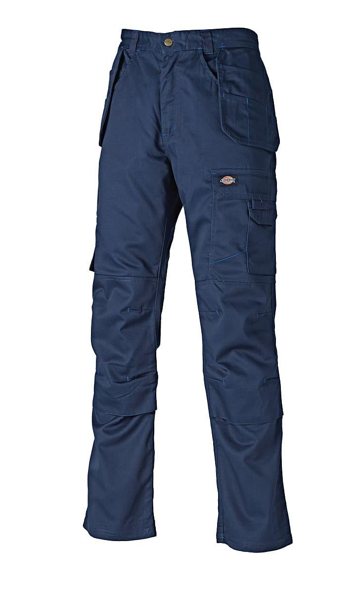 Dickies Redhawk Pro Trousers (Regular) in Navy Blue (Product Code: WD801R)