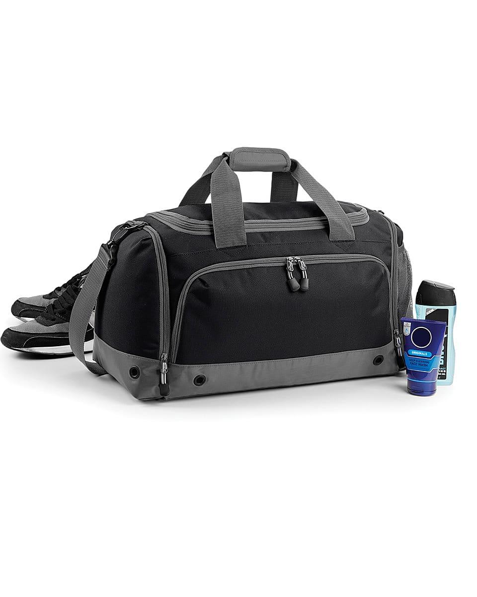 Bagbase Athleisure Holdall in Black (Product Code: BG544)
