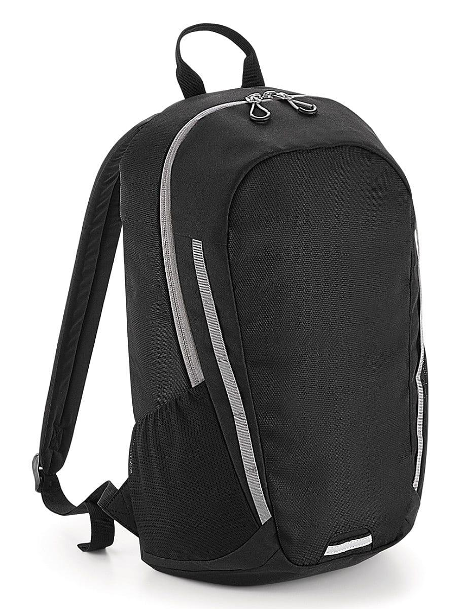 Bagbase Urban Trail Pack in Black / Light Grey (Product Code: BG615)