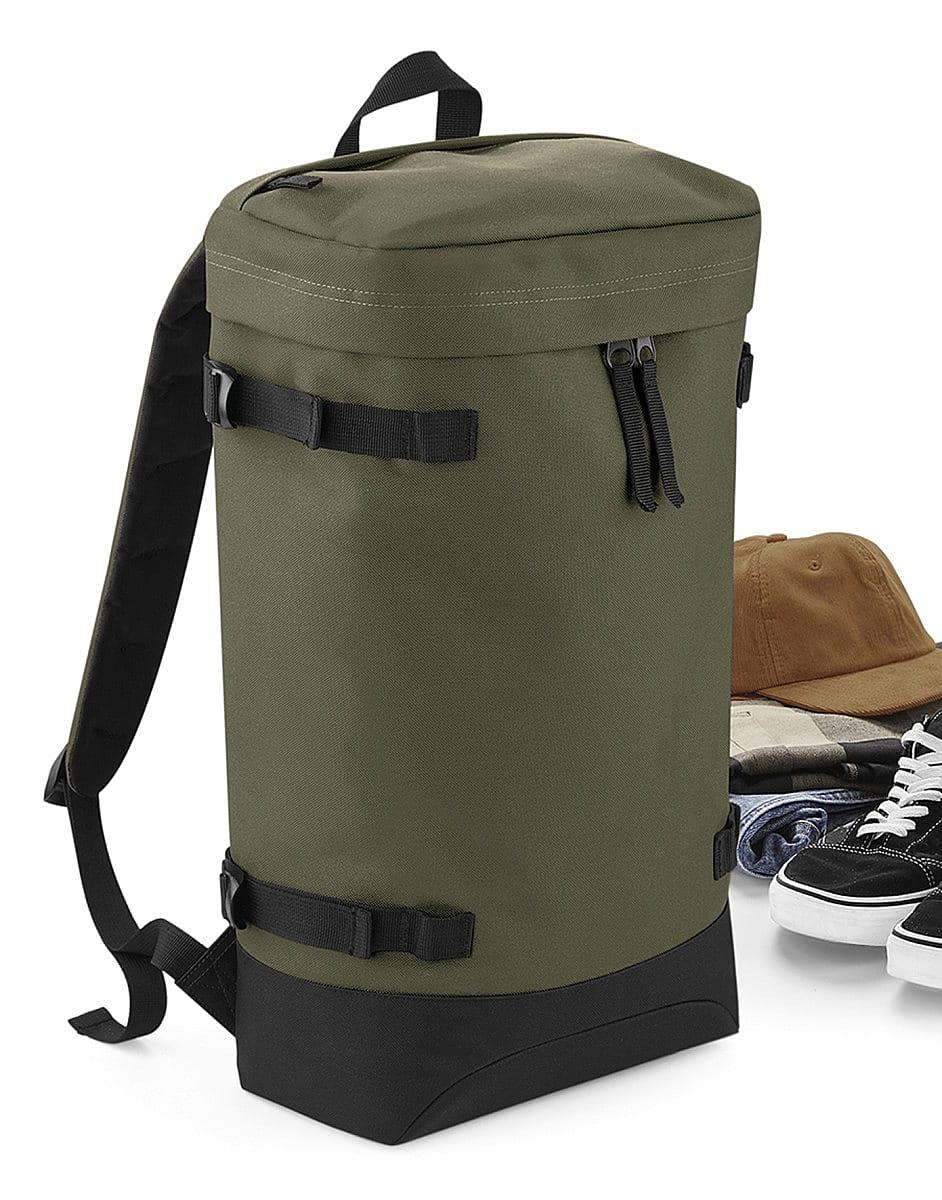 Bagbase Urban Toploader in Military Green (Product Code: BG619)
