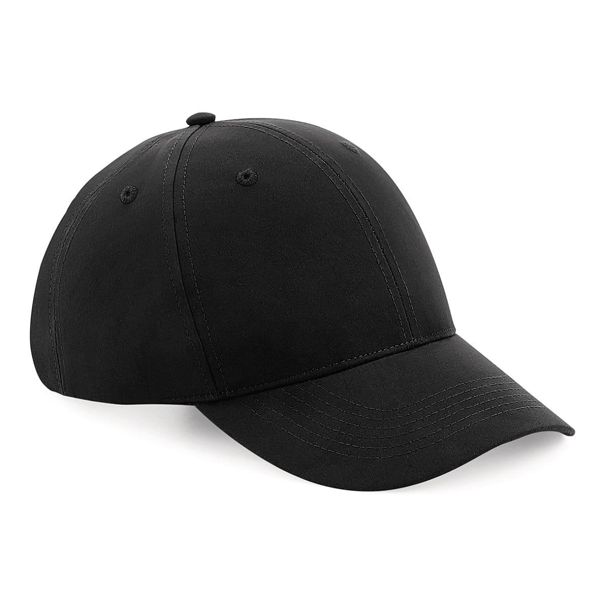 Beechfield Recycled Pro-Style Cap in Black (Product Code: B70)