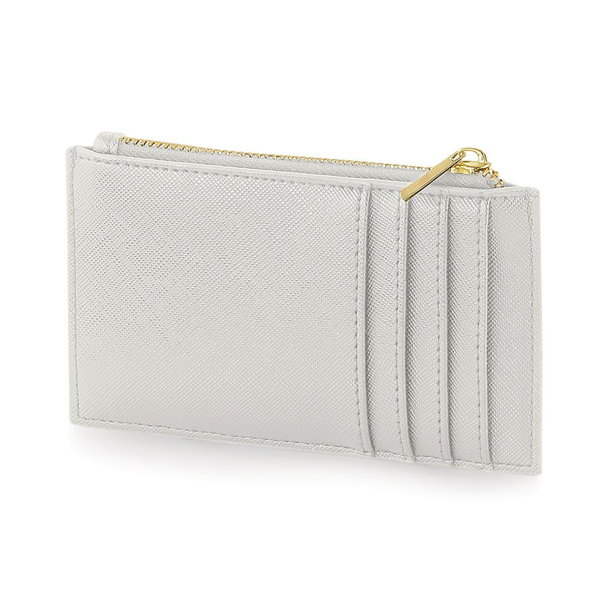 Bagbase Boutique Card Holder in Soft Grey (Product Code: BG754)