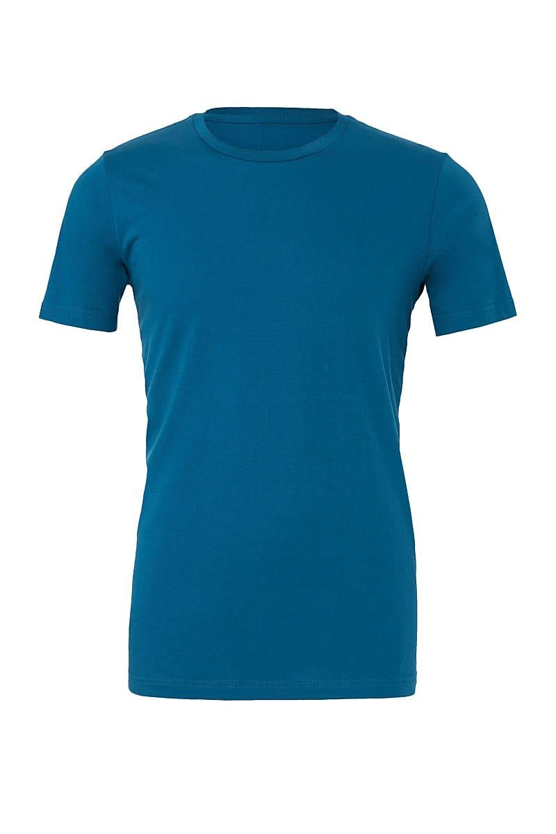 Bella Canvas Perfect T-Shirt in Deep Teal (Product Code: CA3001)